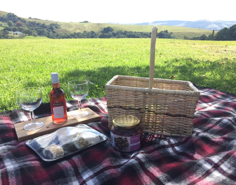 Valentine's Day Ideas - A picnic in the Park