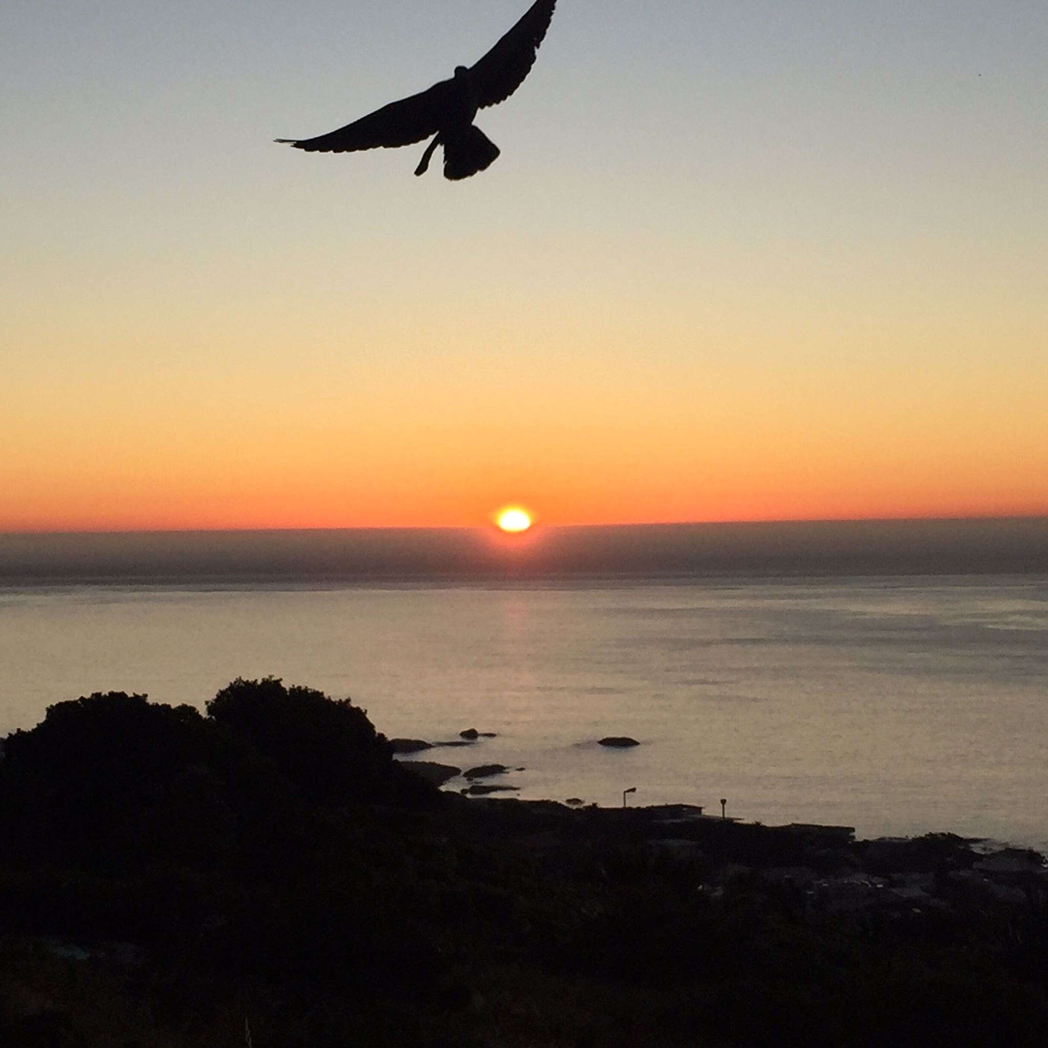 Sunsets in Cape Town - Camps Bay